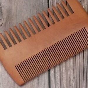 beard comb by made to lather