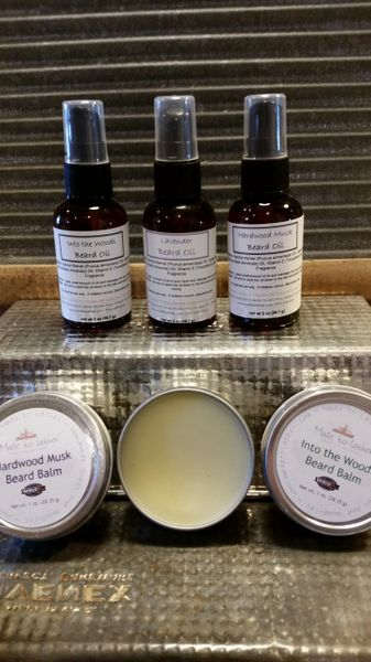 Beard oils and beard balms by Made to Lather