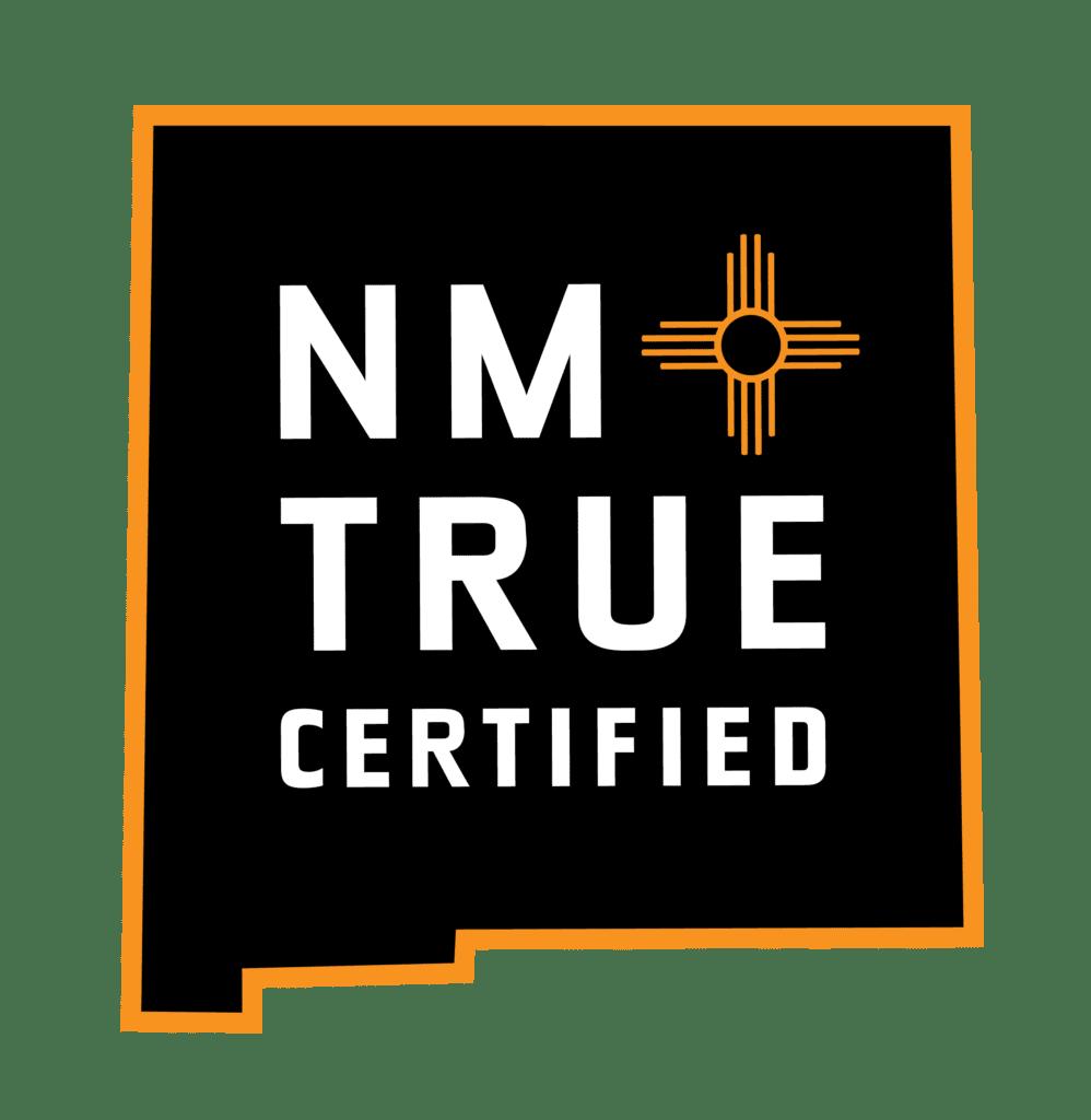 New Mexico True Certified Logo