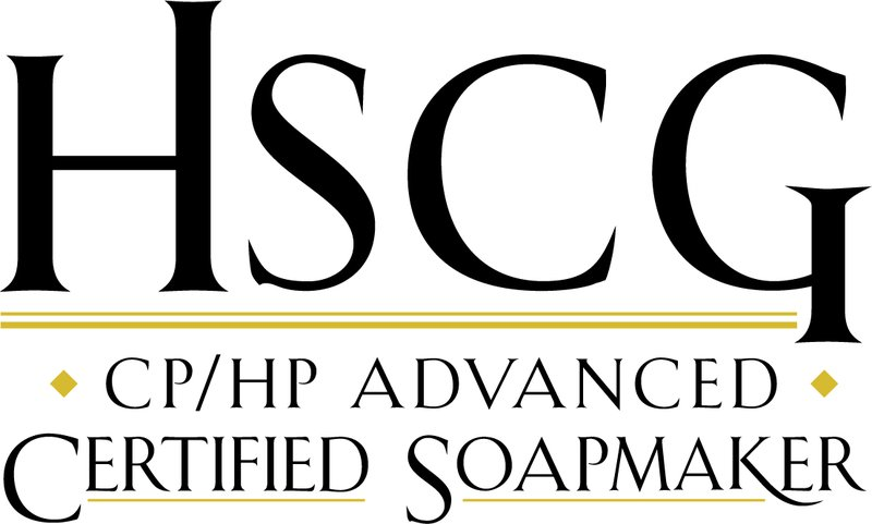 Handcrafted Soap and Cosmetic Gallery Advanced Certified Soapmaker logo