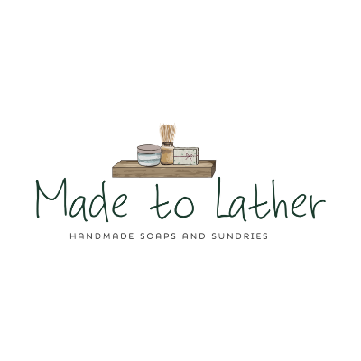 made to lather logo